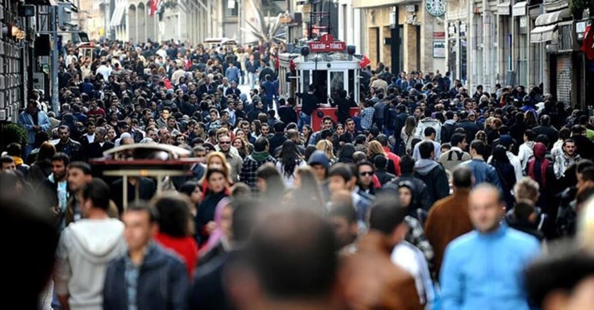 Türkiye nüfusunun yüzde 49,9'unu kadınlar oluşturuyor