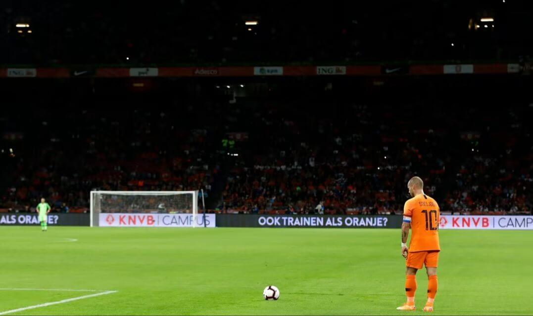 """Wesley Sneijder: """"Aşı bir işe yaramıyor!"""""""