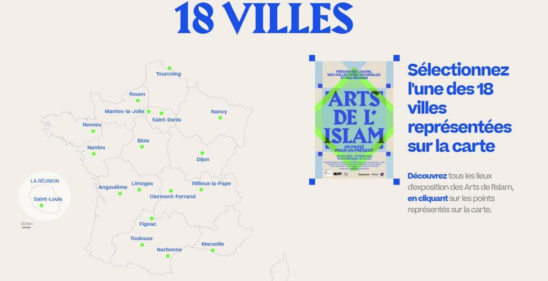 İslam Sanat Eserleri, Fransa'nın 18 Farklı Şehrinde Sergilenecek