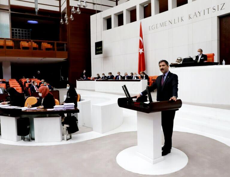 """Zafer Sırakaya: """"Türkiye olarak kutsallarımıza yönelik her türlü baskı, ayrımcılık ve insanlık dışı muamelelere karşı mücadelemizi sürdüreceğiz"""""""