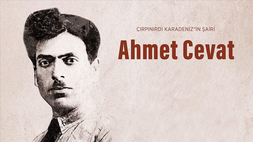 'Çırpınırdı Karadeniz'in şairi Ahmet Cevat'ın doğumunun 128. yılı